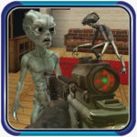 Alien Hunter AR APK (MOD, Unlimited Money)1.4