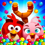Angry Birds POP Bubble Shooter APK (MOD, Unlimited Money) 3.89.0