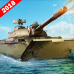 Army Tank Battle War On Water : Armoured Vehicle APK (MOD, Unlimited Money) 2.2