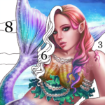 Art Coloring – Color by Number & Painting Book APK (MOD, Unlimited Money) 2.9.0