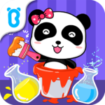 Baby Panda's Color Mixing Studio APK (MOD, Unlimited Money) 8.47.00.01