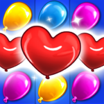 Balloon Paradise – Free Match 3 Puzzle Game APK (MOD, Unlimited Money) 4.0.2