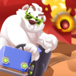 Bear Racing – Racing Battle on the Road APK (MOD, Unlimited Money) 3.7.9