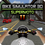 Bike Simulator 2 Moto Race Game APK (MOD, Unlimited Money)