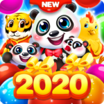 Bubble Shooter 5 Panda APK (MOD, Unlimited Money) 1.0.38