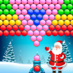 Bubble Shooter Christmas APK (MOD, Unlimited Money) 52.4.4