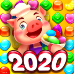 Candy Blast Mania – Match 3 Puzzle Game APK (MOD, Unlimited Money) 1.5.4