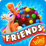 Candy Crush Friends Saga APK (MOD, Unlimited Money) 1.56.3