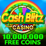 Cash Blitz™ – Free Slots & Casino Games APK (MOD, Unlimited Money) 6.0.0.190