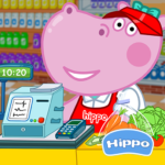 Cashier in the supermarket. Games for kids APK (MOD, Unlimited Money) 1.1.0
