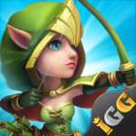 Castle Clash: 용맹한 부대 APK (MOD, Unlimited Money) 1.6.8