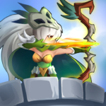 Castle Defender: Hero Shooter – Idle Defense TD APK (MOD, Unlimited Money) 1.0.0.51