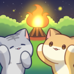 Cat Forest – Healing Camp APK (MOD, Unlimited Money) 2.8