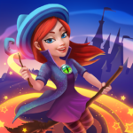 Charms of the Witch: Magic Mystery Match 3 Games APK (MOD, Unlimited Money) 2.31.0