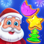 Christmas Cookie – Santa Claus's Match 3 Adventure APK (MOD, Unlimited Money) 3.1.6