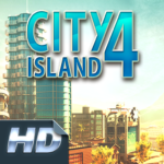 City Island 4- Simulation Town: Expand the Skyline APK (MOD, Unlimited Money)