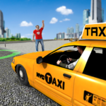 City Taxi Driving simulator: online Cab Games 2020 APK (MOD, Unlimited Money) 1.53