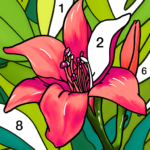 Coloring Book – Color by Number & Paint by Number APK (MOD, Unlimited Money)