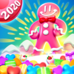 Cookie World — Clash of Cookie & Colorful Puzzle APK (MOD, Unlimited Money) 8.7.6