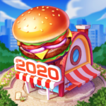 Cooking Frenzy: Madness Crazy Chef Cooking Games  (MOD, Unlimited Money) 1.0.45