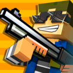 Cops N Robbers – 3D Pixel Craft Gun Shooting Games APK (MOD, Unlimited Money) 9.6.0