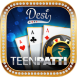 Desi Teen Patti Game – Three Card Indian Poker APK (MOD, Unlimited Money) 1.0.1.9