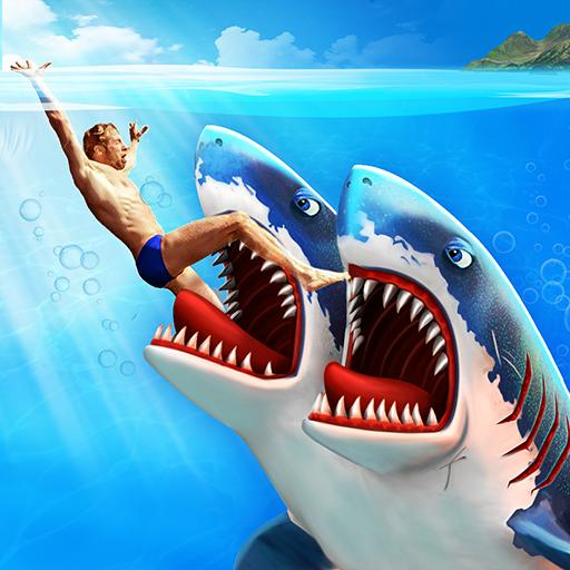 Double Head Shark Attack – Multiplayer APK (MOD, Unlimited Money) 8.7