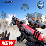 FPS Air Shooting : Fire Shooting action game APK (MOD, Unlimited Money) 110