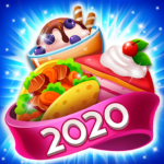 Food Pop : Food puzzle game king in 2020 APK (MOD, Unlimited Money)