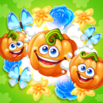 Funny Farm match 3 Puzzle game! APK (MOD, Unlimited Money) 1.54.1