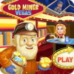 Gold Miner Vegas: Gold Rush APK (MOD, Unlimited Money) 1.2.8
