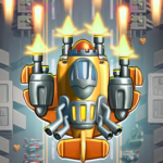 HAWK – Alien Arcade Shooter. Falcon Squad APK (MOD, Unlimited Money) 30.1.22110