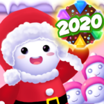 Ice Crush 2020 -A Jewels Puzzle Matching Adventure APK (MOD, Unlimited Money)