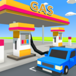 Idle Gas Station Inc APK (MOD, Unlimited Money) 1.6.3