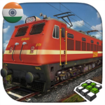 Indian Train Simulator APK (MOD, Unlimited Money) 2020.1.6
