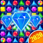 Jewel Crush™ – Jewels & Gems Match 3 Legend APK (MOD, Unlimited Money) 4.2.0