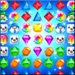 Jewel Pop Mania:Match 3 Puzzle APK (MOD, Unlimited Money) 20.1103.09