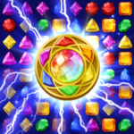 Jewels Magic: Mystery Match3 APK (MOD, Unlimited Money)