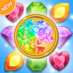 Jewels Oasis : Greatest adventure Puzzle in Desert APK (MOD, Unlimited Money) 1.3.54
