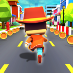 KIDDY RUN – Blocky 3D Running Games & Fun Games APK (MOD, Unlimited Money)