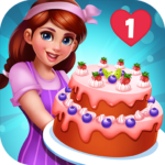 Kitchen Diary: Casual Cooking & Chef Games 2020 APK (MOD, Unlimited Money) 2.0.1