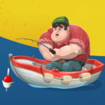 Larry: Fishing Quest – Idle Fishing Game APK (MOD, Unlimited Money) 1.1.4