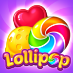 Lollipop: Sweet Taste Match 3 APK (MOD, Unlimited Money) 21.0219.00