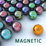 Magnetic balls bubble shoot APK (MOD, Unlimited Money)1.205