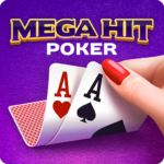 Mega Hit Poker: Texas Holdem massive tournament APK (MOD, Unlimited Money) 3.11.1