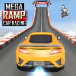 Mega Ramp Car Stunts Racing : Impossible Tracks 3D APK (MOD, Unlimited Money)  2.3.2