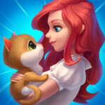 Meow Match: Cats Matching 3 Puzzle & Ball Blast APK (MOD, Unlimited Money)