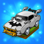 Merge Muscle Car: Classic American Muscle Merger APK (MOD, Unlimited Money) 2.3.8