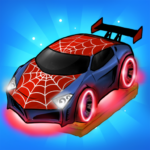 Merge Neon Car: Car Merger APK (MOD, Unlimited Money) 2.0.22