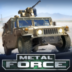 Metal Force: PvP Car Shooter APK (MOD, Unlimited Money) 3.47.5